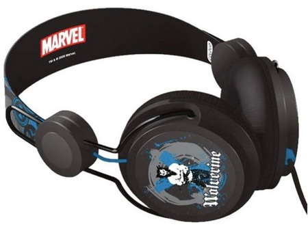 Marvel Coloud Headphones Wolverine