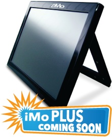Mimo iMo Plus 10-inch USB LCD Display with Touchscreen