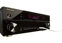 Pioneer VSX-920-K, VSX-1020-K and VSX-1120-K AV Receivers with iPhone Control