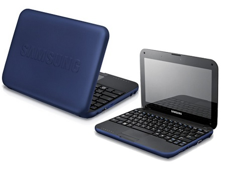 Samsung Go N315 Netbook with Atom N450