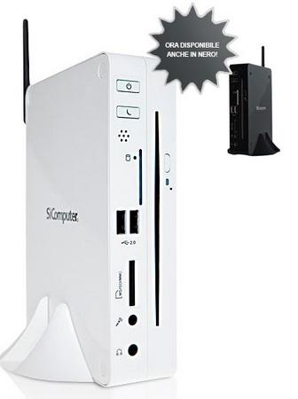 SiComputer Activa Zepto ION Nettop