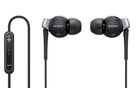 Sony DR-EX300ip iphone ipod headset