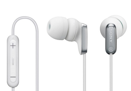 Sony MDR-EX38ip iPhone iPod headset