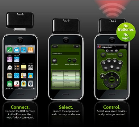 i-Got-Control IRB1 iPhone Remote Control