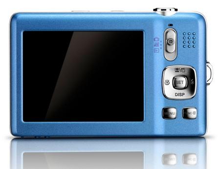 BenQ E1260 HDR Camera back