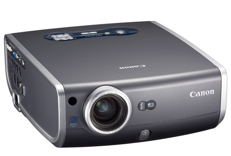 Canon REALiS SX7 Mark II D Medical Education Projector