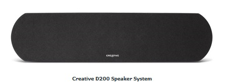 Creative D200 Wireless Speaker