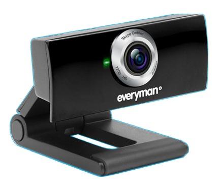 FreeTalk Everyman HD TALK-7140 Webcam