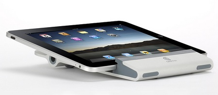 Griffin A-Frame iPad Tabletop Stand lay down