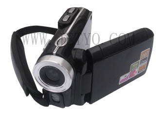 Jetyo HDV-T900 Solar-powered HD Camcorder 1