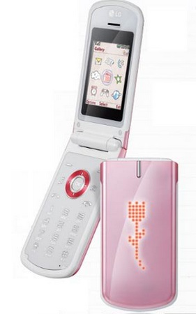 LG GD350 Clamshell Phone