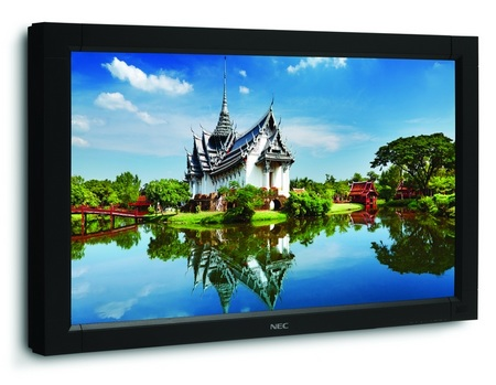 NEC V321 value-driven LCD display for Digital Signage
