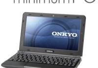 Onkyo DC213 minimumPC Netbook