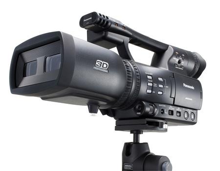 Panasonic AVCCAM AG-3DA1 Full HD 3D Professional Camcorder