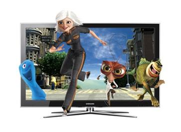 Samsung LN46C750 3D LCD HDTV