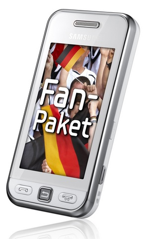 Samsung Star S5230 FIFA World Cup Fan Package