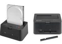 Sharkoon QuickPort Combo Hard Drive Dock with IDE Connector
