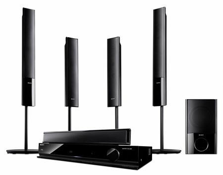 Sony HT-SF470 5.1-Channel 3D Home Theater System