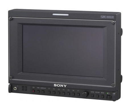 Sony PVM-740 OLED Professional Field Display