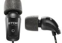 TDK EB900 In-Ear Headphones