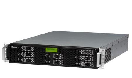 Thecus N8800+ 2U Rackmount Storage Server