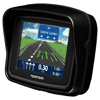 TomTom Urban Rider GPS Device for Bikers