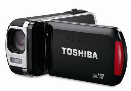 Toshiba Camileo SX500 Full HD Camcorder