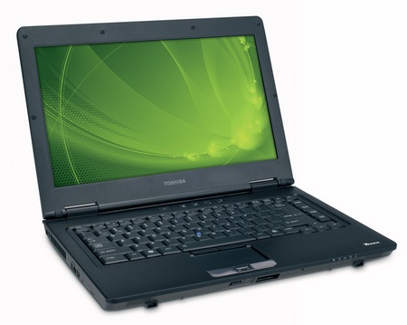 Toshiba Tecra M11 Business Notebook for Mobile Professionals