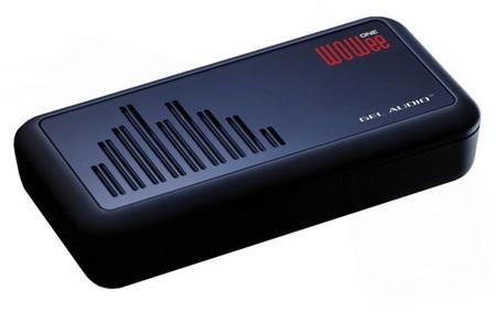 WOWee ONE Portable Speaker