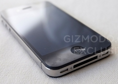 iPhone 4G iPhone HD home button