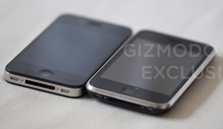 iPhone 4G iPhone HD vs iphone 3gs