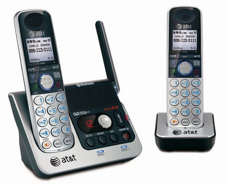 AT&T TL86109 Cordless Phone with Bluetooth