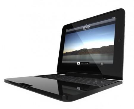 ClamCase for iPad with Bluetooth Keyboard keyboard