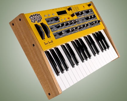 Dave Smith Mopho Synthesizer Keyboard