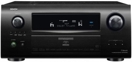 Denon AVR-4810CI AV Receiver Control4
