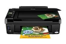 Epson Stylus NX420 Sub-$100 All-in-one Printer