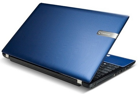 Gateway NV59C09u Entertainment Notebook