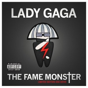Lady Gaga The Fame Monster USB Drive