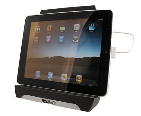 LapWork iPad Recliner Stand