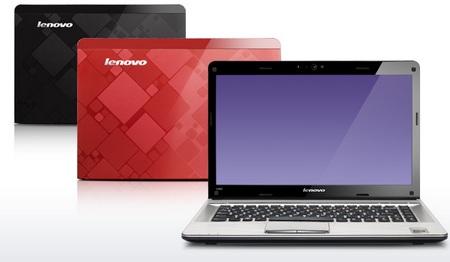 Lenovo IdeaPad U460 and U460s Ultraportable Notebooks