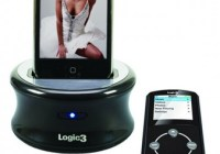 Logic3 LCD ProDock for iPod and iPhone gets a LCD Remote