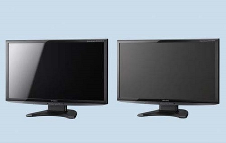 Mitsubishi Diamondcrysta WIDE RDT232WX IPS LCD Displays