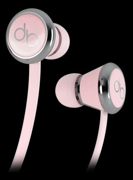 Monster Diddybeats Headphones Pink