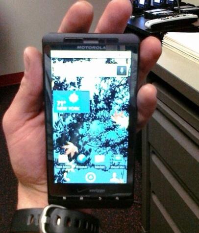 Motorola Droid Shadow Android Phone