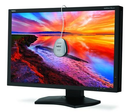 NEC MultiSync PA241W-BK-SV and PA271W-BK-SV Professional Desktop Displays