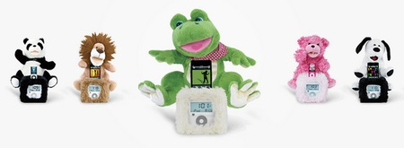 OZAKI iMini Pet iPod speaker dock