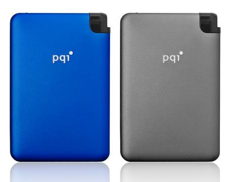 PQI H551 Portable Hard Drive