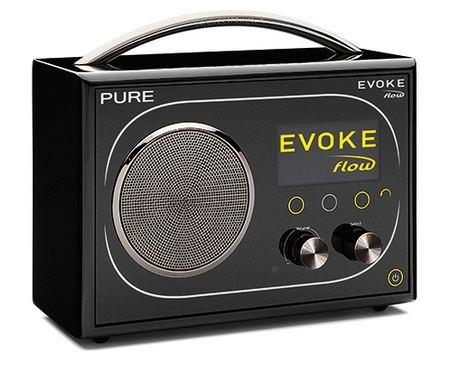 PURE EVOKE Flow Internet FM radio
