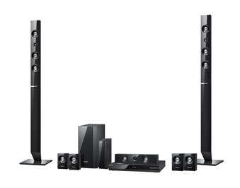 Samsung HT-C6930W 3D Blu-ray Home Theater System