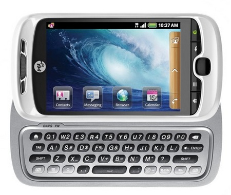 T-Mobile myTouch 3G Slide Android Phone